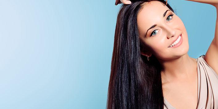 Hair Rebonding For Uber Sleek Straight And Shiny Hair
