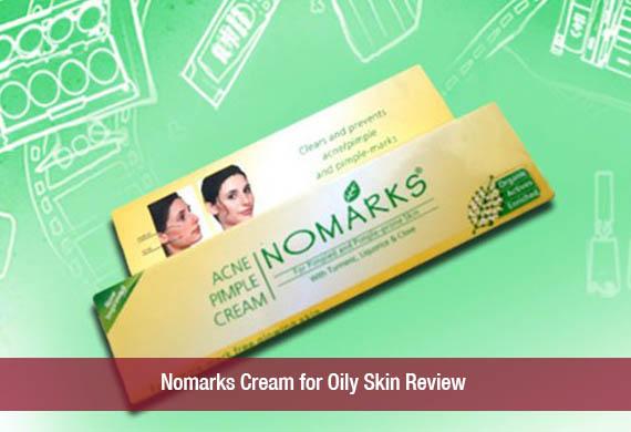 Nomarks Cream for Oily Skin Review