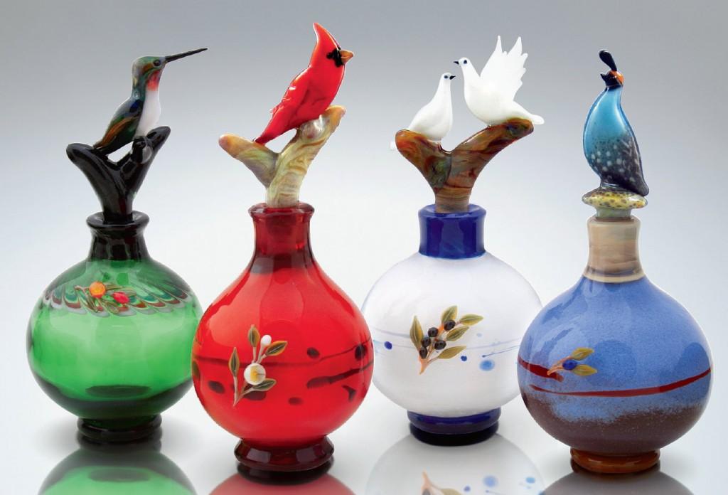 Glass bottels 3