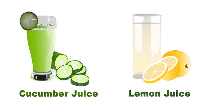 cucumber-and-lemon-juice