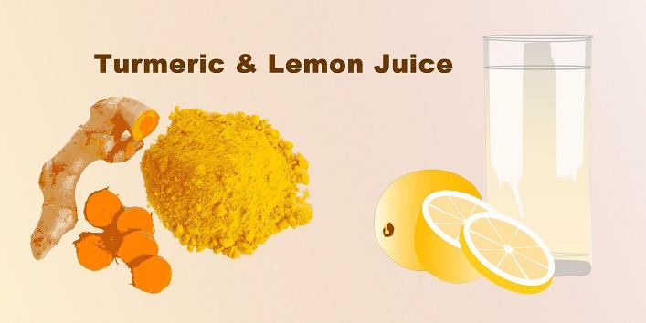 turmeric-and-lemon-juice