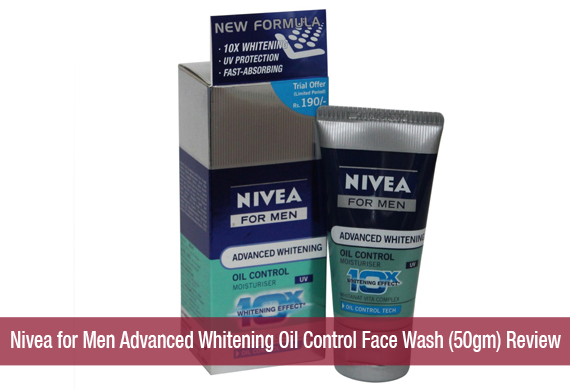 face wash for men