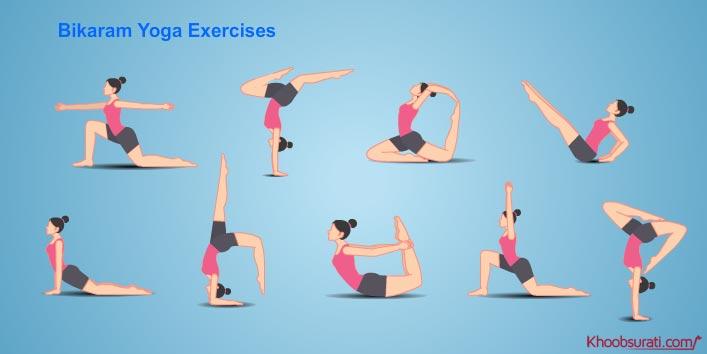 bikram yoga exercises to reduce breast size
