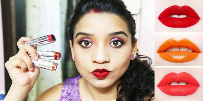 Affordable Matte Lipsticks1