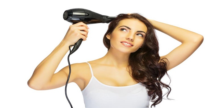 Avoid When Using A Hair Dryer1