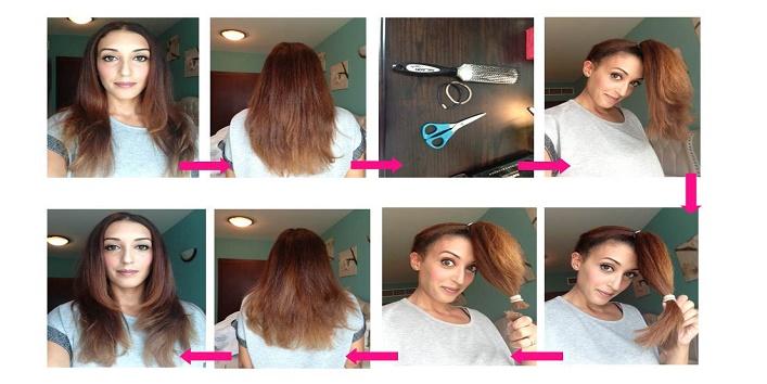 Cut Own Hair Like a Pro3