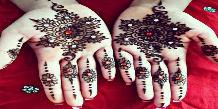 Floral Mehndi Designs8