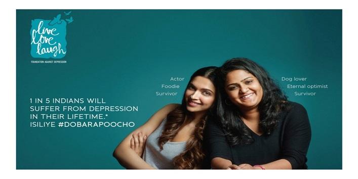 Deepika Padukone At Her 'The Live Love Laugh Foundation'