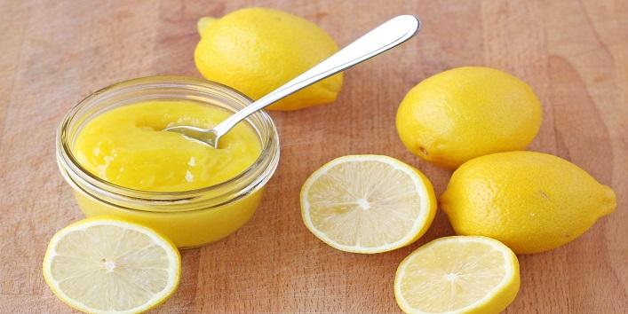Lemon for natural exfoliation and lighter skin tone