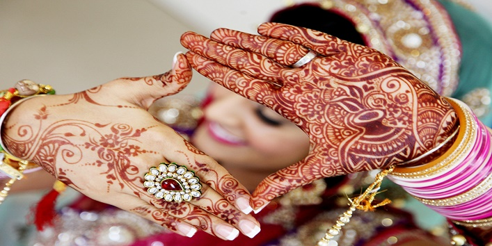 Mehndi Hands Bridal : Awesome ideas for a personalised bridal mehendi design khoobsurati