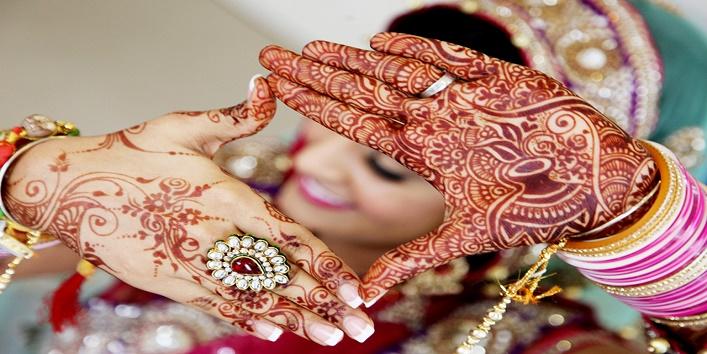 Bridal Mehndi Ideas : Awesome ideas for a personalised bridal mehendi design khoobsurati