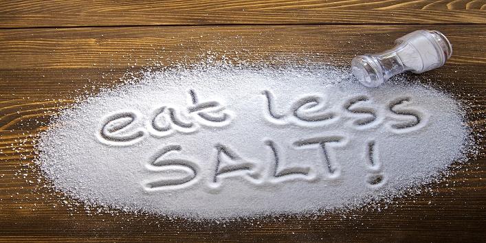 Eat less salt