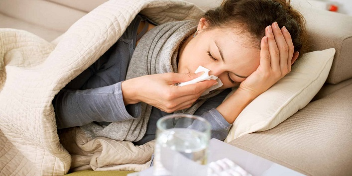 Fights against cough and cold