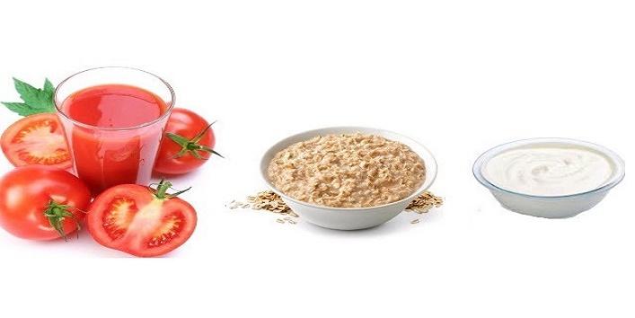 Tomato-juice-and-oatmeal