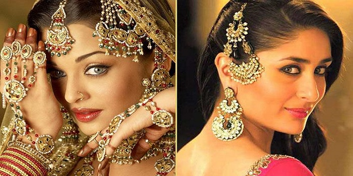 jhoomar for indian brides