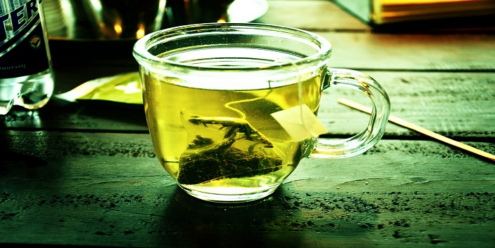 Have green tea