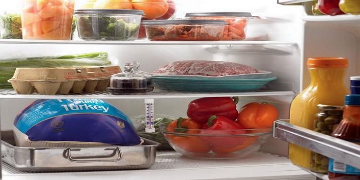 Set your fridge accordingly