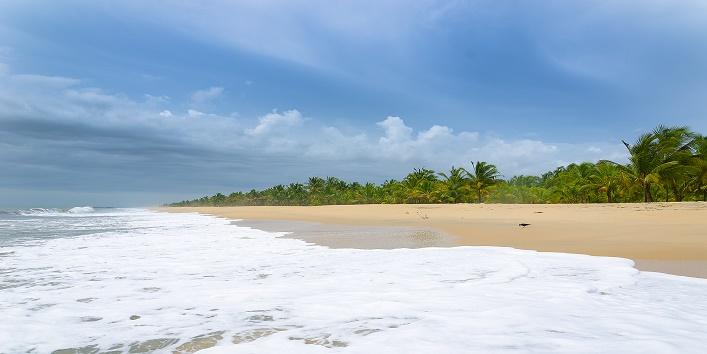 Marari beach in india