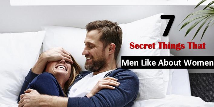 Things men like in a woman