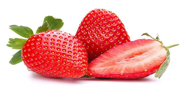 Strawberry Leaves