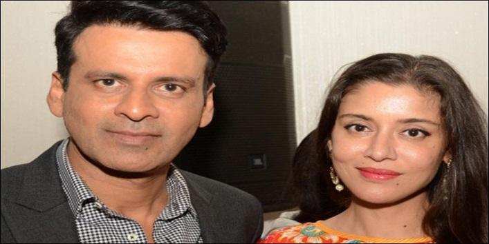 Manoj Bajpayee and Neha