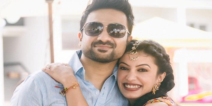 Vir Das and Shivani Mathur