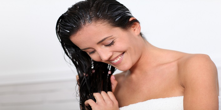 Keep a check on the hair conditioner usage