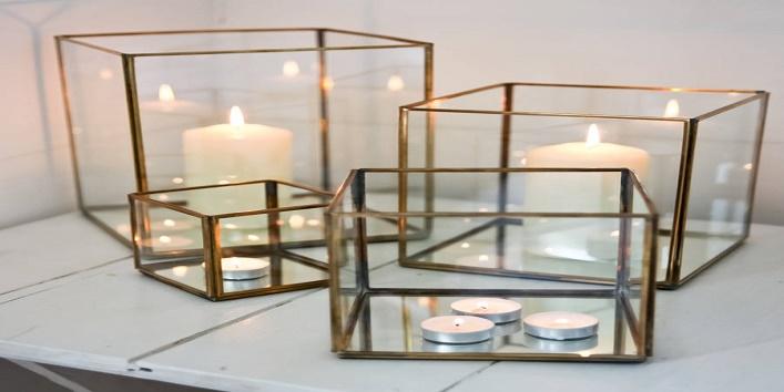 Glass-lanterns