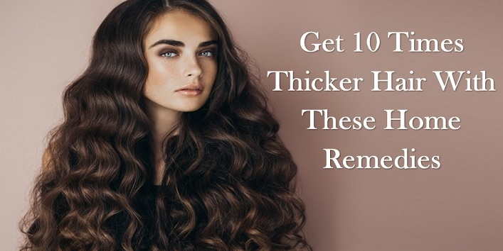 how to make your hair thicker and stronger naturally