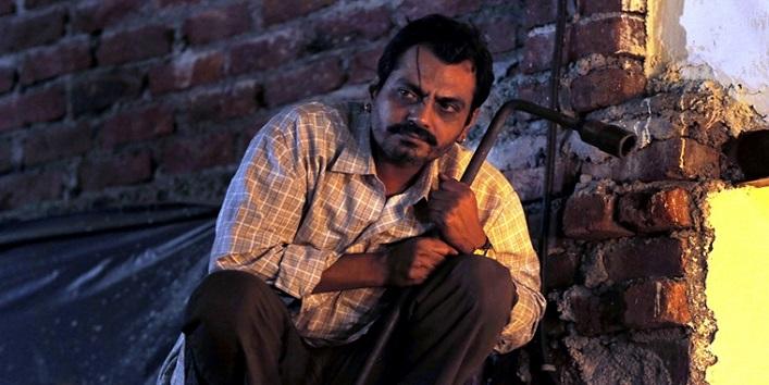 Nawazuddin Siddiqui in the movie Raman Raghav 2.0