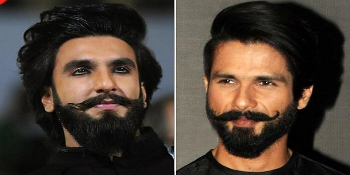 Bollywood Celebrities with Hottest Beard Look