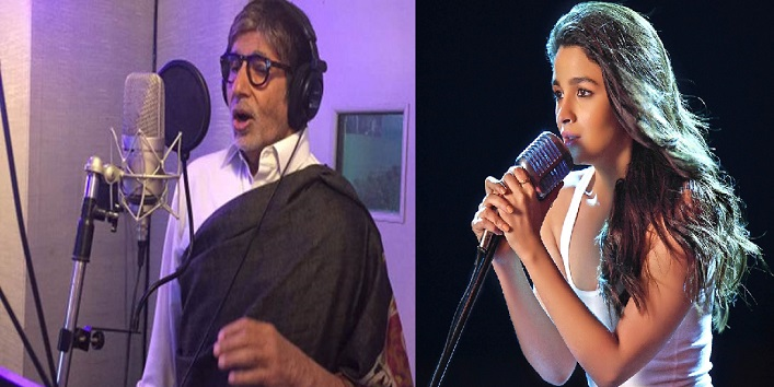 Bollywood Actors Turned Singing Sensations