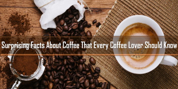 facts about coffee