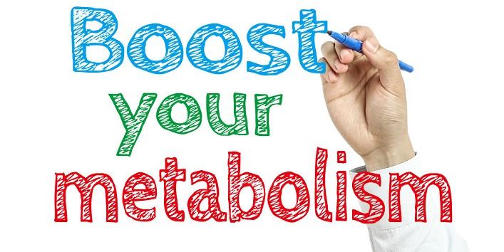 Boosts metabolism