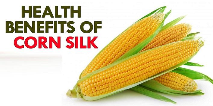 health benefits of corn silk
