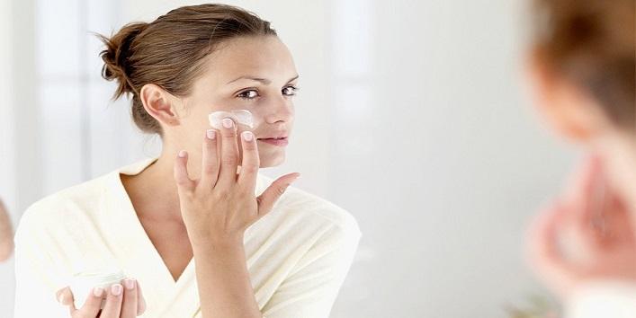 apply moisturizer