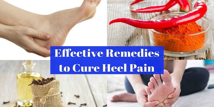 Treat Heel Pain
