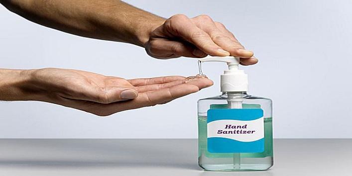 Always keep Hand Sanitizer handy