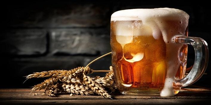 Beer to remove unwanted flyaways