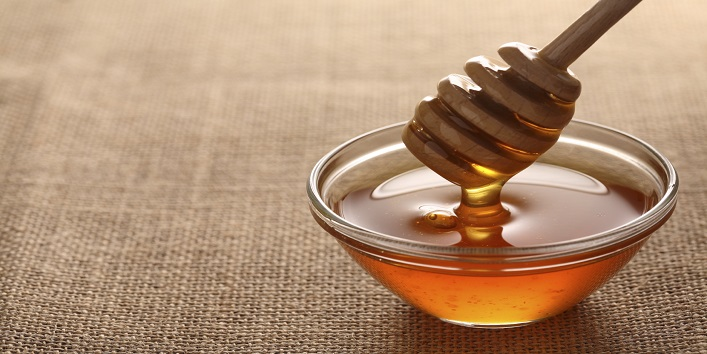 Honey for combating flyaways