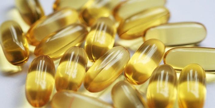 Vitamin E oil for boost of hydration
