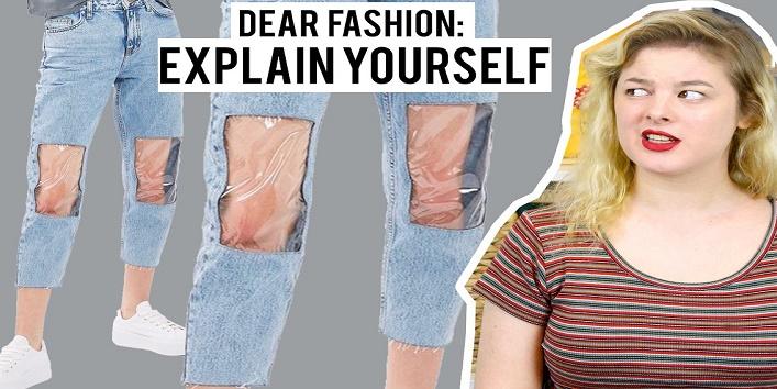 Weird Fashion Trends