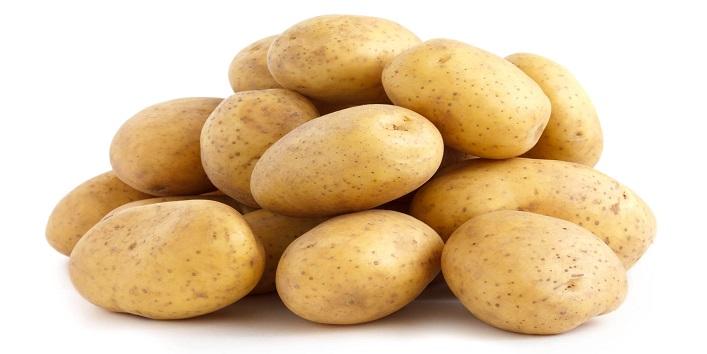 Potato scrub