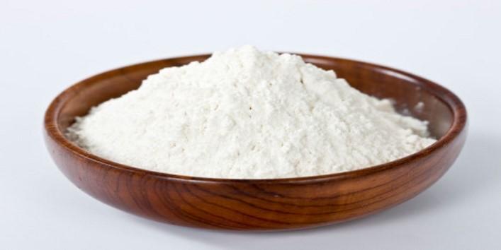 Rice flour with yogurt