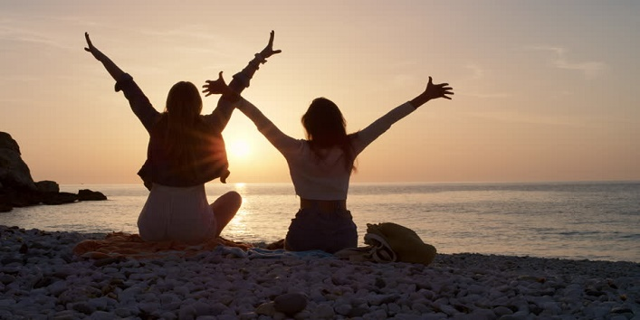 Plan a date with your best friend