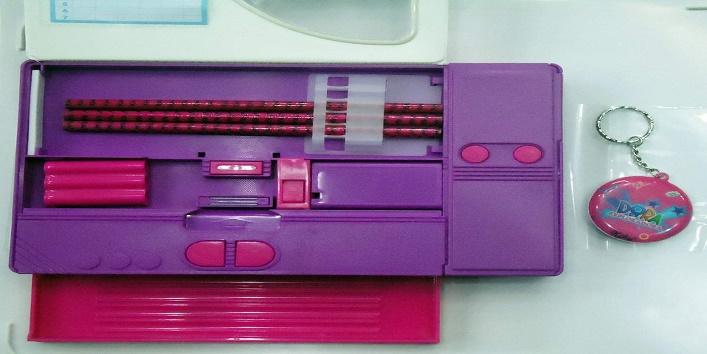 Multi-purpose pencil box