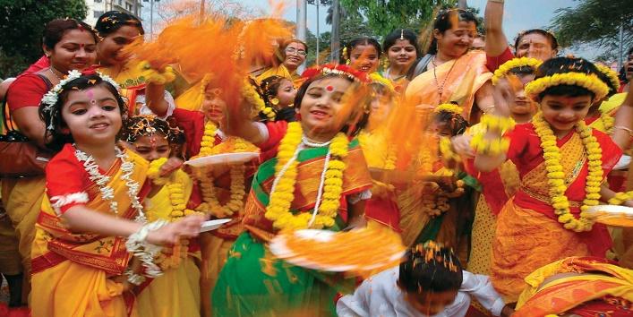 West Bengal- Dol Jatra