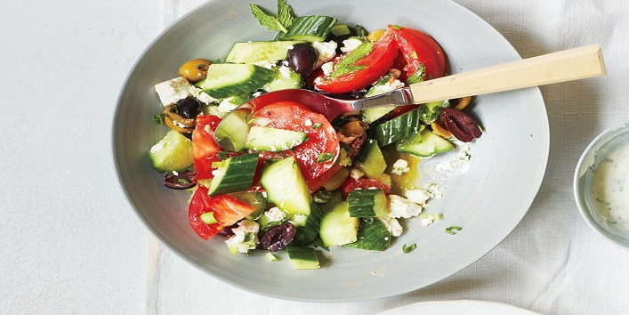 feta cheese salad recipe