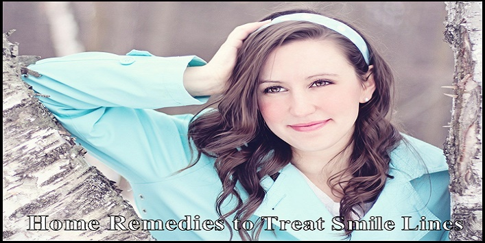 Home Remedies to Treat Smile Lines
