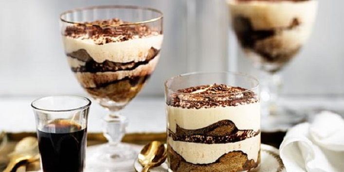 coffee parfait recipe